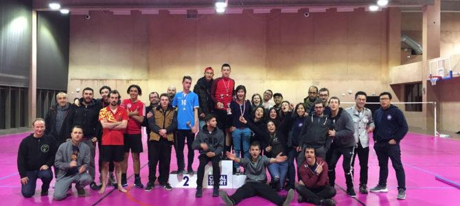 Retour sur la compétition à Marseille – 10 et 11 février 2018