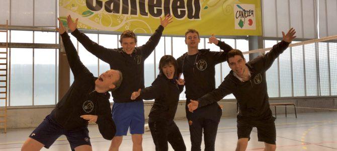 La première compétition interclub à Canteleu – 10 et 11 mars 2018