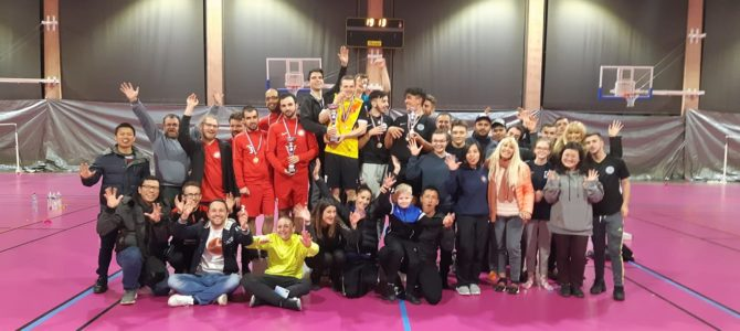 Championnats de France : résultats de la compétition à Marseille en janvier 2020